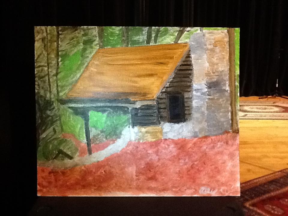 Idyllwild Cabin 1
